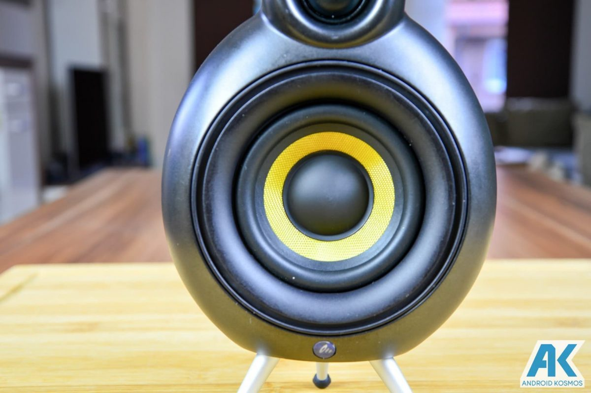AndroidKosmos | Test/Review: Scandyna PodSpeakers MicroPod - futuristischer Bluetooth Lautsprecher 21