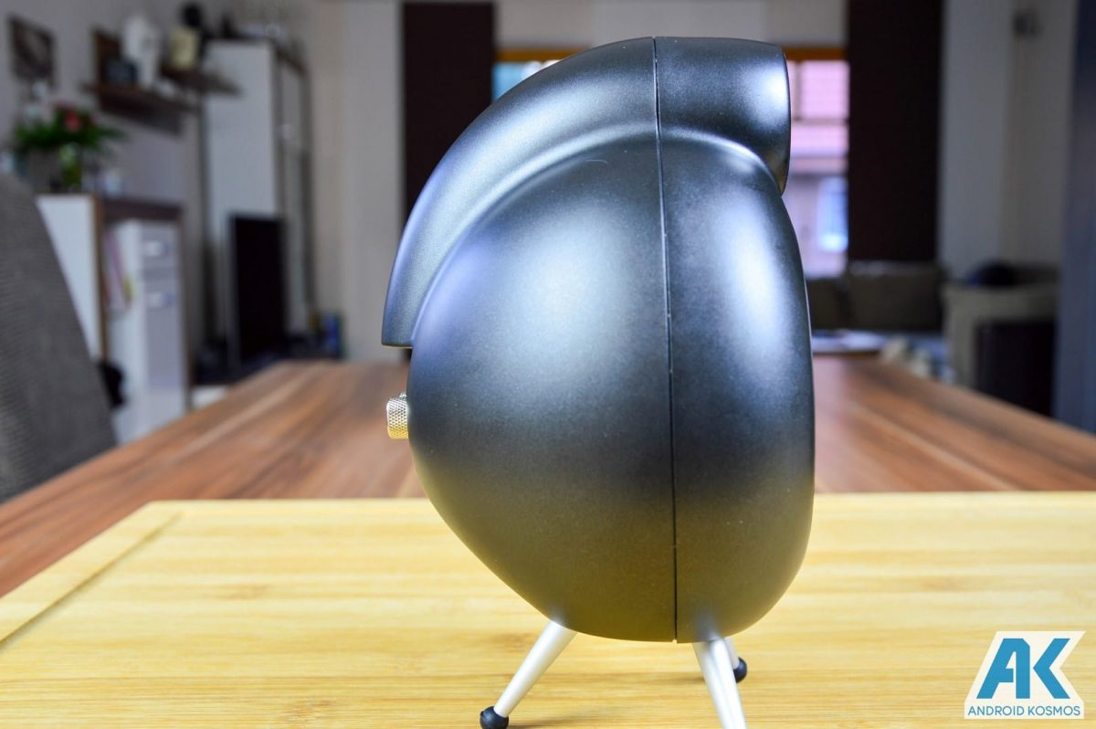 AndroidKosmos | Test/Review: Scandyna PodSpeakers MicroPod - futuristischer Bluetooth Lautsprecher 23