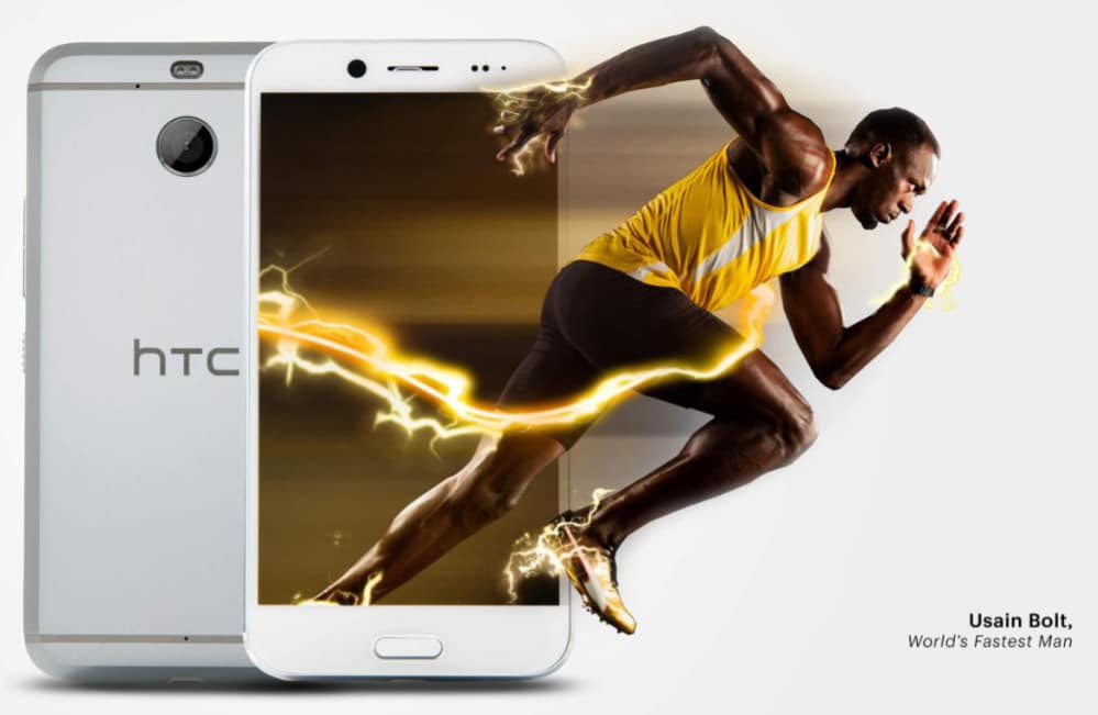 HTC Bolt: neues Smartphone aber alte Hardware exklusiv bei Sprint in den USA 2