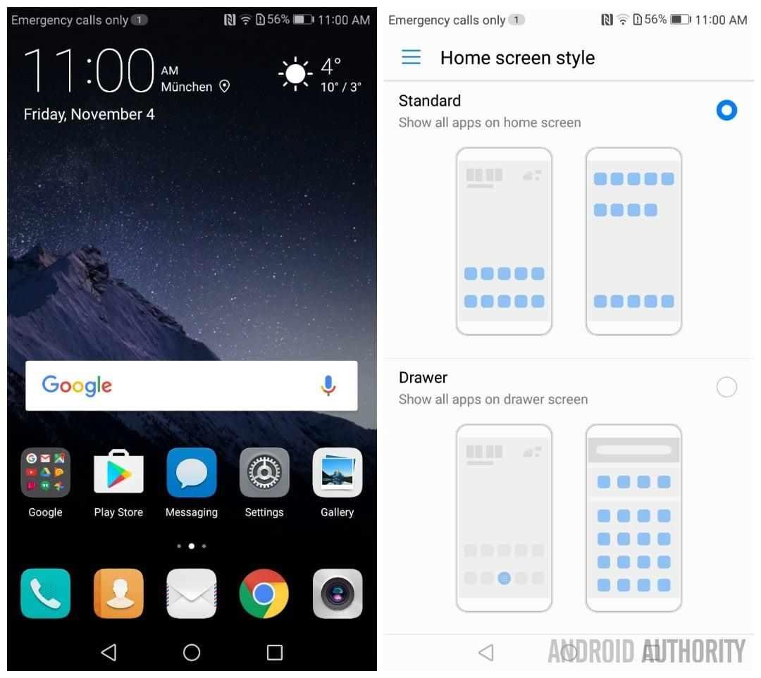 AndroidKosmos | EMUI 5.0: Oberfläche wurde von Huawei vollständig überarbeitet 8