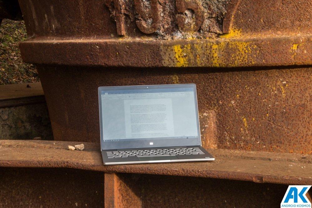 AndroidKosmos | Test / Review: Xiaomi MiBook Air: Nicht das perfekte erste Mal 15
