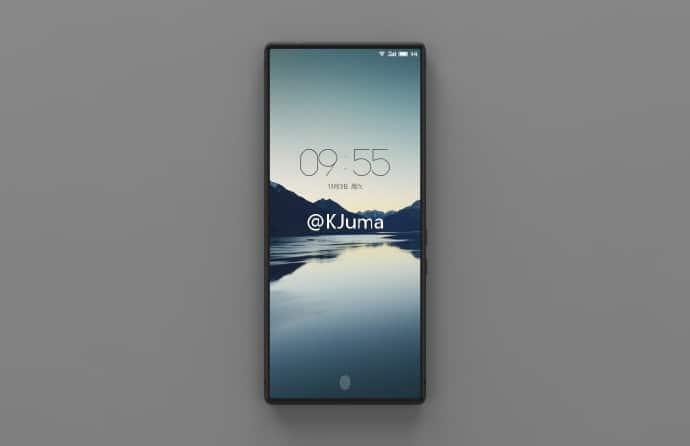 AndroidKosmos | Meizu Pro 7: neues Smartphone mit randlosen Display soll noch dieses Jahr erscheinen 1