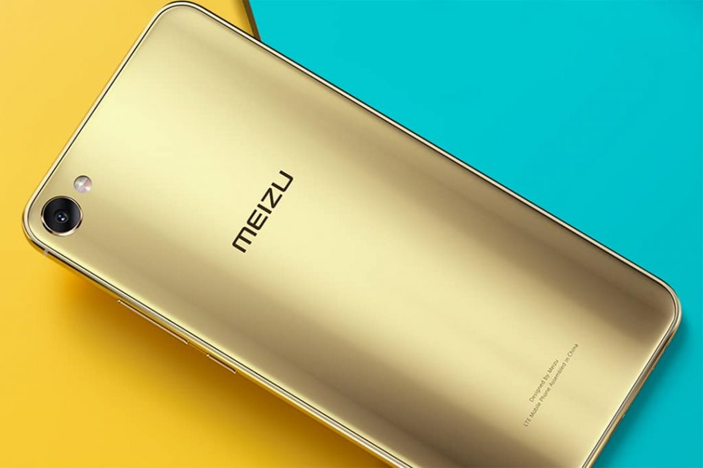 meizu-x-back-gold