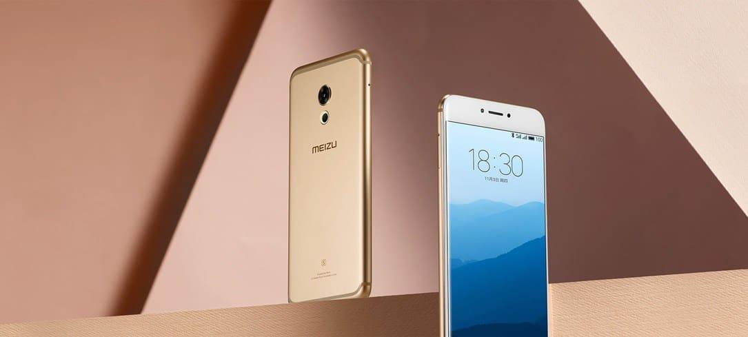 Meizu Pro 6s: Neues Smartphone Upgrade offiziell vorgestellt 2