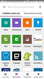 AndroidKosmos | Der Google Play Kiosk erstrahlt in einem neuem Design 3