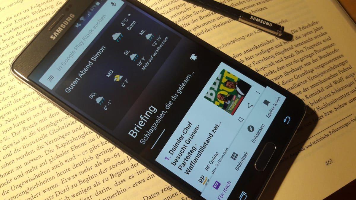 Der Google Play Kiosk erstrahlt in einem neuem Design 10