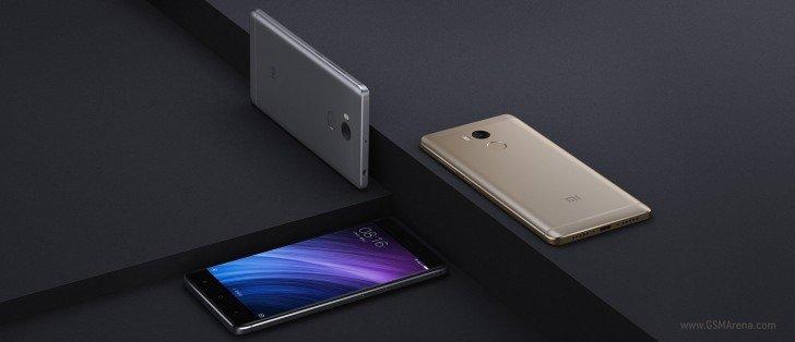 Xiaomi Redmi 4: Budget-Smartphone in drei Varianten 2