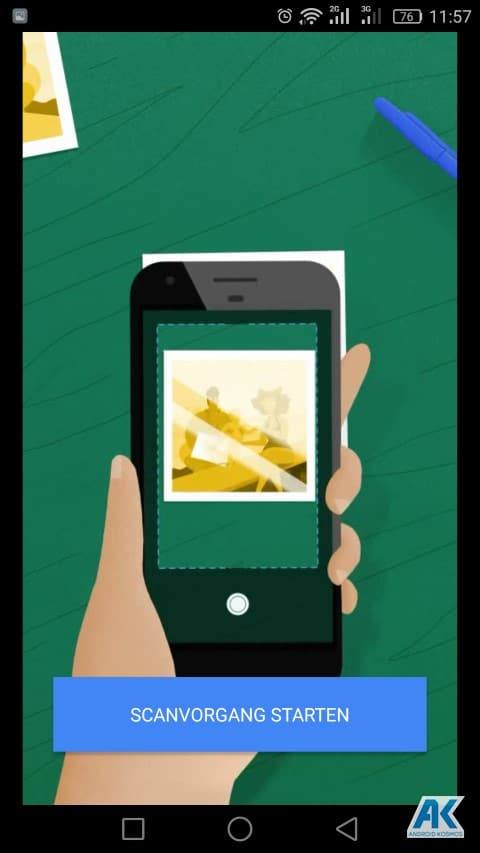 AndroidKosmos | Google PhotoScan: digitalisiert alte Fotos mit der neuen Scanner-App 3