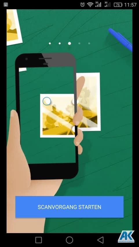AndroidKosmos | Google PhotoScan: digitalisiert alte Fotos mit der neuen Scanner-App 4