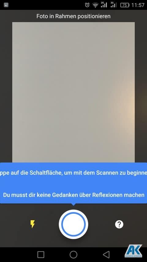 AndroidKosmos | Google PhotoScan: digitalisiert alte Fotos mit der neuen Scanner-App 1