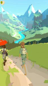AndroidKosmos | The Trail: Entbehrungsreiche, aber unterhaltsame Wanderung nach Eden Falls 6