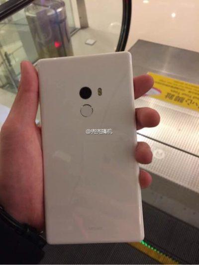 AndroidKosmos | Xiaomi Mi MIX: Smartphone könnte als Nano/Mini Variante und in der Farbe weiß erscheinen 5