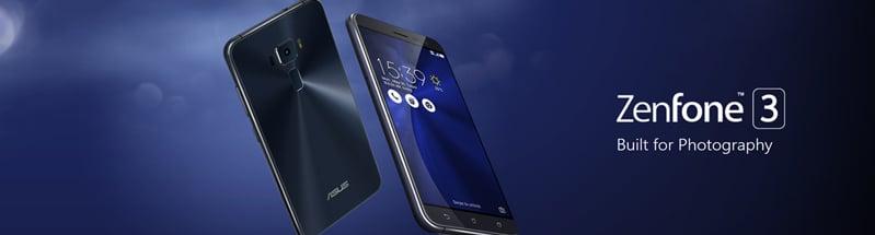 ASUS ZenFone 3 ab jetzt wieder in Deutschland gelistet