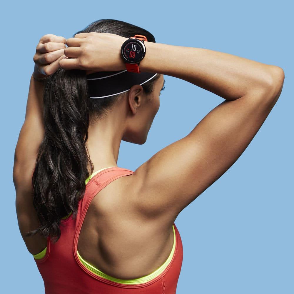 AndroidKosmos | AmazFit PACE: Verkauf der Fitness Smartwatch startet in den USA 1