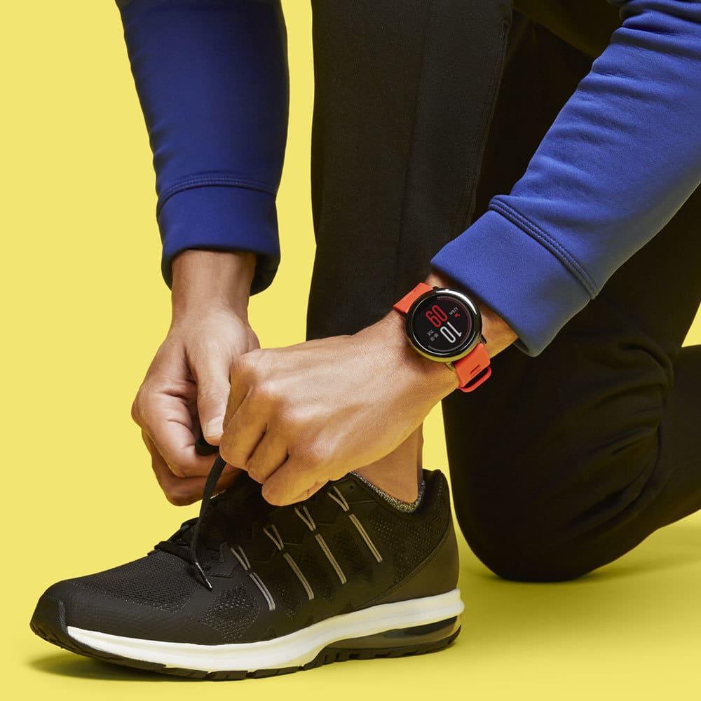 AndroidKosmos | AmazFit PACE: Verkauf der Fitness Smartwatch startet in den USA 3