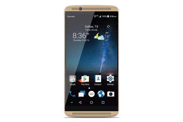 ZTE Axon 7: Limited Edition mit Force Touch und 6 GB RAM vorgestellt 2