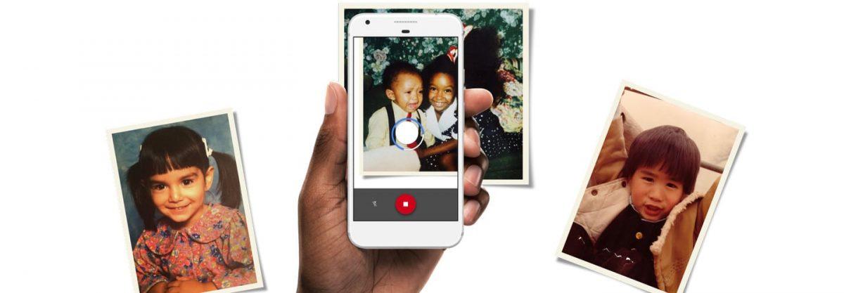 Google PhotoScan: digitalisiert alte Fotos mit der neuen Scanner-App 6