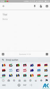 Die Google Tastatur erhält Mehrsprachen-Support und eine integrierte Suche 2