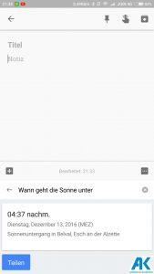 Die Google Tastatur erhält Mehrsprachen-Support und eine integrierte Suche 7