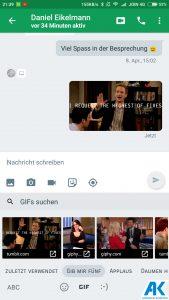 Die Google Tastatur erhält Mehrsprachen-Support und eine integrierte Suche 4