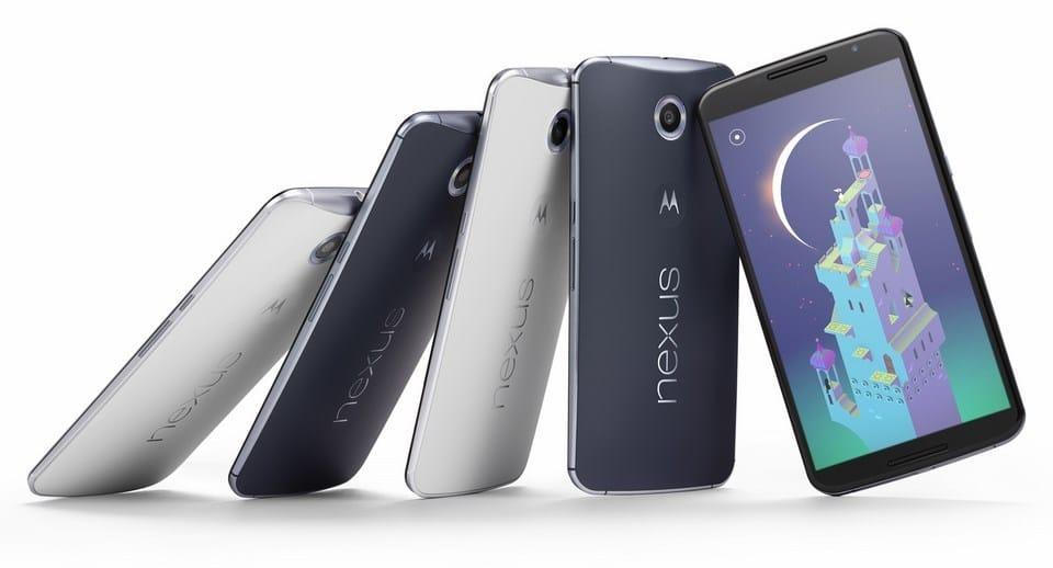 Nexus 6: Update auf Android Nougat 7.1.1 kommt Anfang Januar 2017