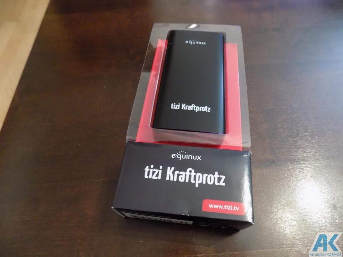 Tizi Test: Kraftprotz und Tankstelle, 2 Power Gadgets im Test 7