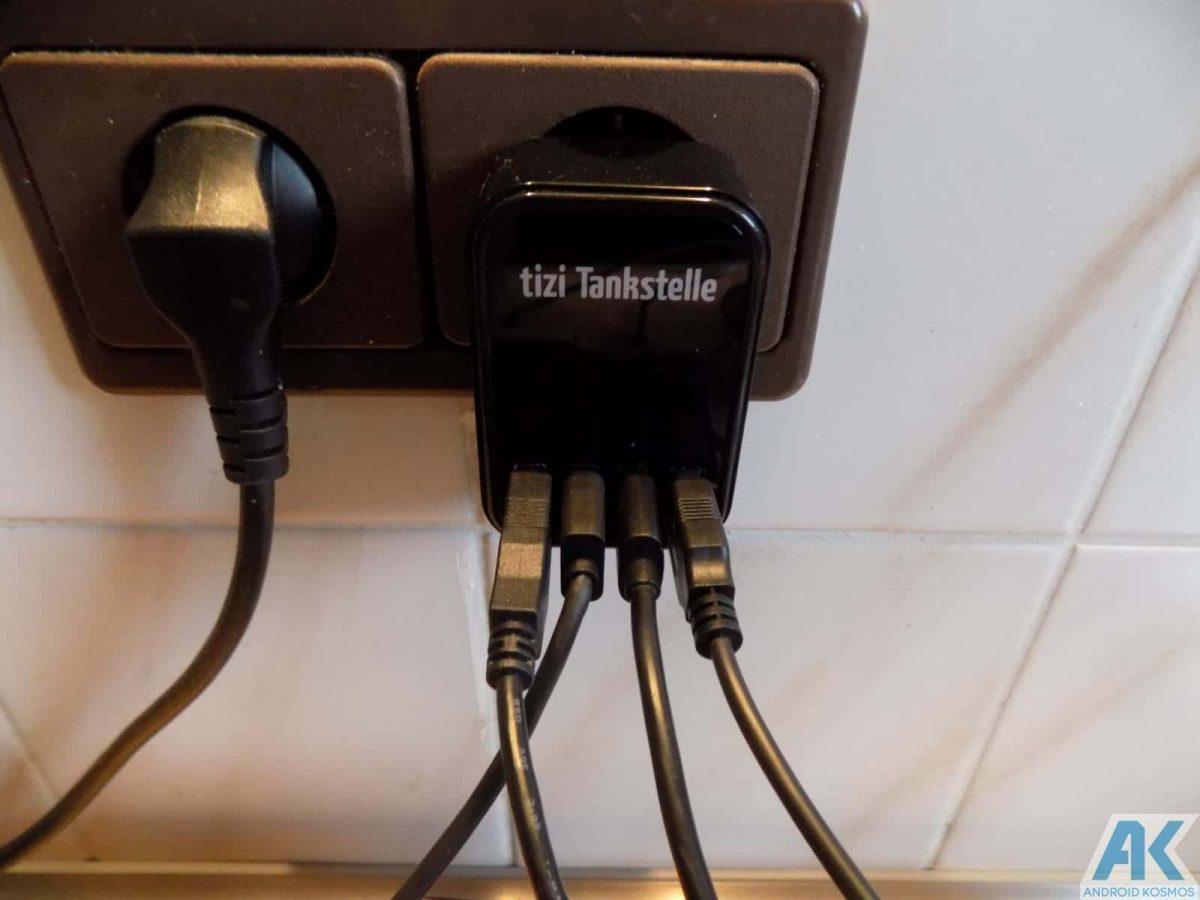 Tizi Test: Kraftprotz und Tankstelle, 2 Power Gadgets im Test 25