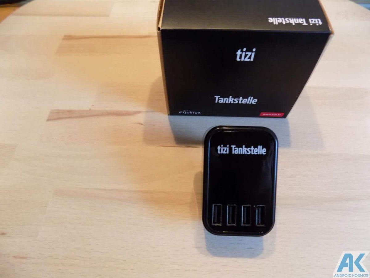 Tizi Test: Kraftprotz und Tankstelle, 2 Power Gadgets im Test 27