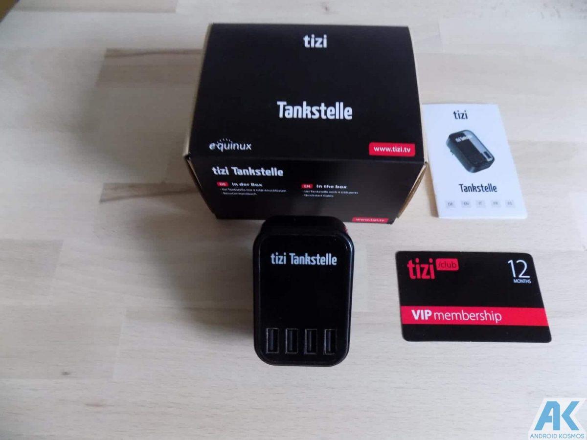Tizi Test: Kraftprotz und Tankstelle, 2 Power Gadgets im Test 10