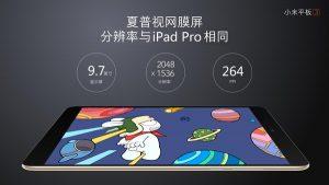 Das Xiaomi Mi Pad 3 wird ein echtes High-End Tablet 5
