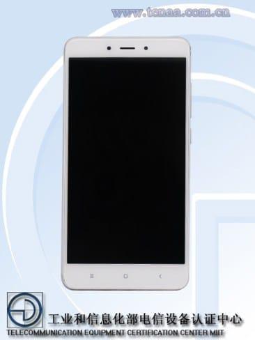 Xiaomi Redmi Note 4X mit 4GB RAM bei der TENAA aufgetaucht 2