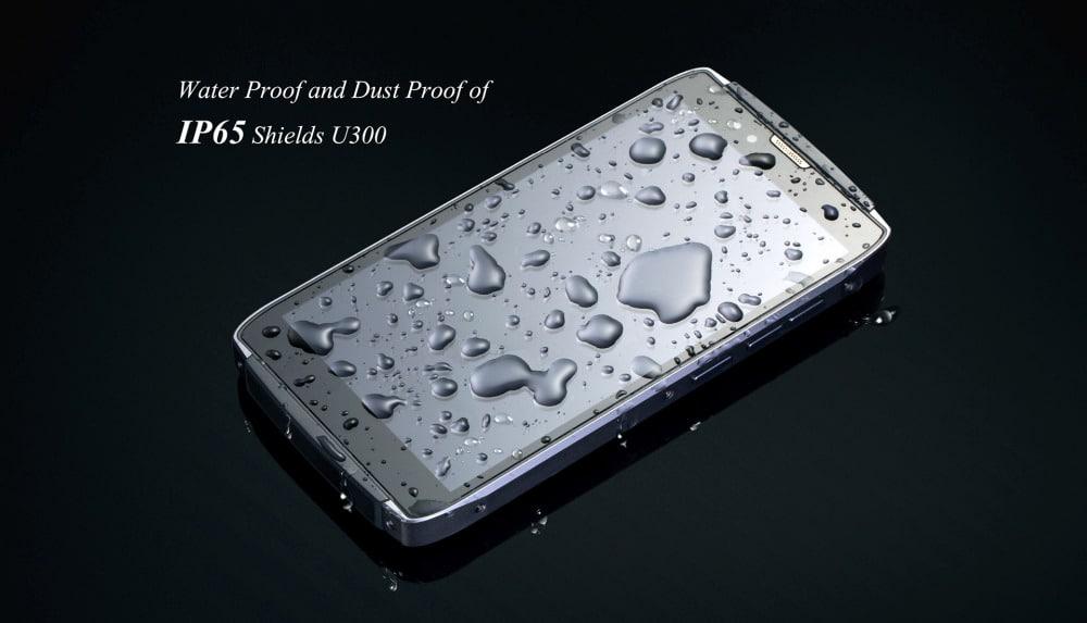 UHANS U300: Edel-Midrange mit 4 GB RAM 3