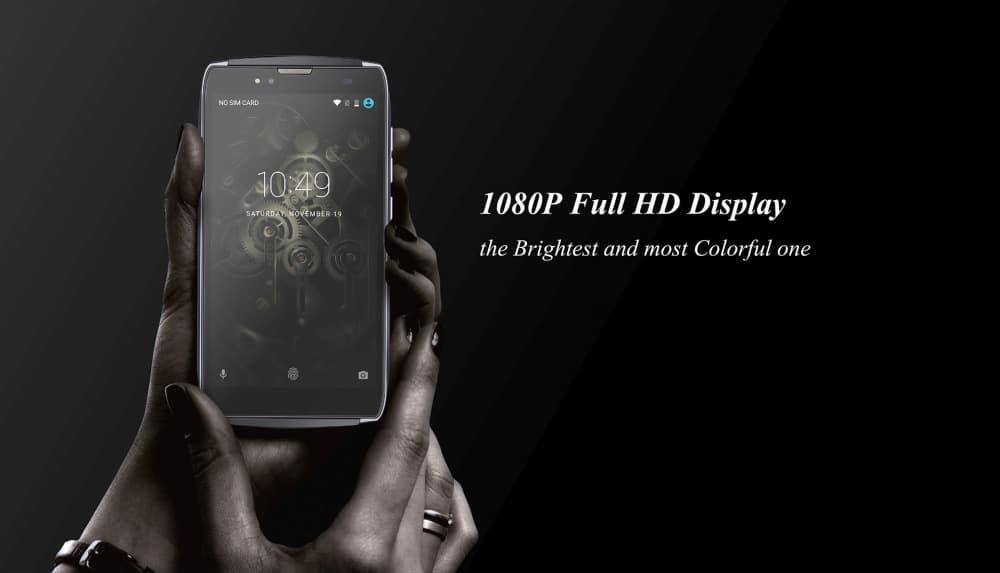 UHANS U300: Edel-Midrange mit 4 GB RAM 6