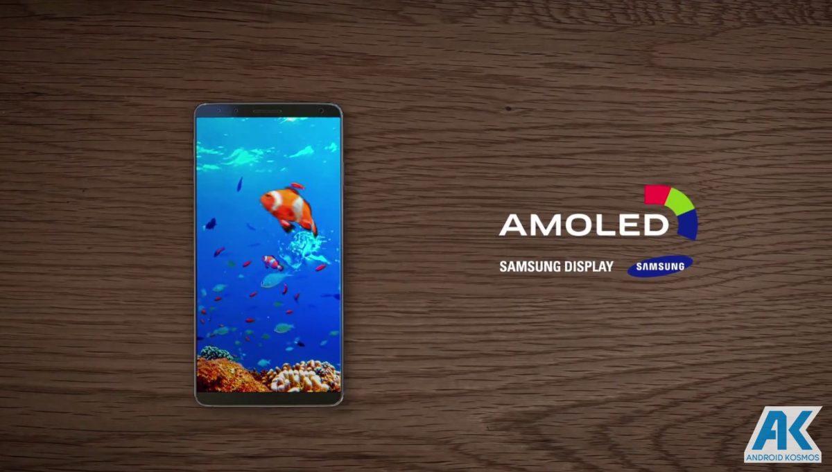 Samsung Galaxy S8: Erste Bilder zeigen das Flaggschiff ohne Homebutton 5