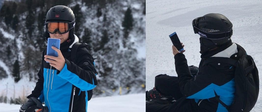 Xiaomi Mi Note 2: blaue Variante auf Fotos aufgetaucht 1