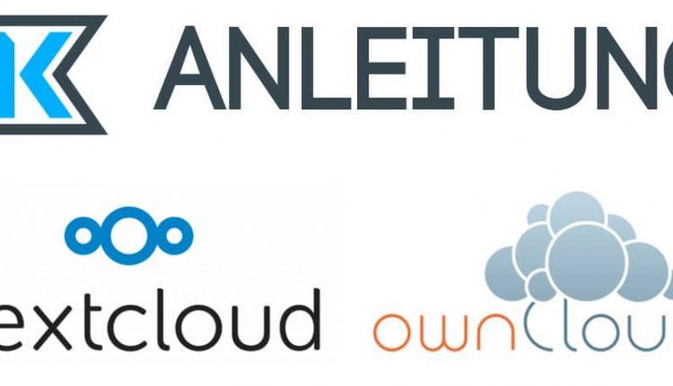 """OwnCloud oder NextCloud mit unbegrenzten Speicherplatz auf 1und1 """"Unlimited"""" Webhosting einrichten 1"""