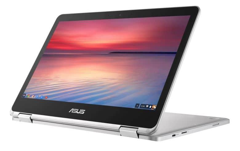 AndroidKosmos | ASUS stellt Chromebook Flip C302 mit 360 Grad Scharnier vor 3