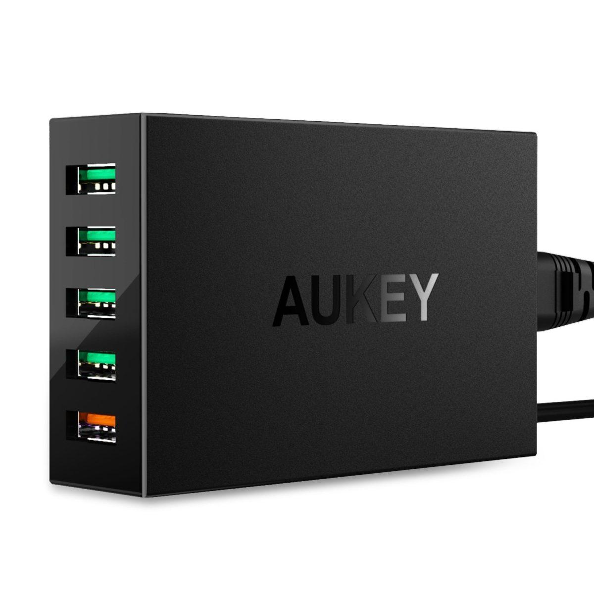 """Anzeige: weitere """"Aukey"""" Angebote mit Rabattcodes günstig 5"""