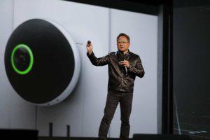 NVIDIA präsentiert die neue Shield-Konsole und den NVIDIA Spot 5