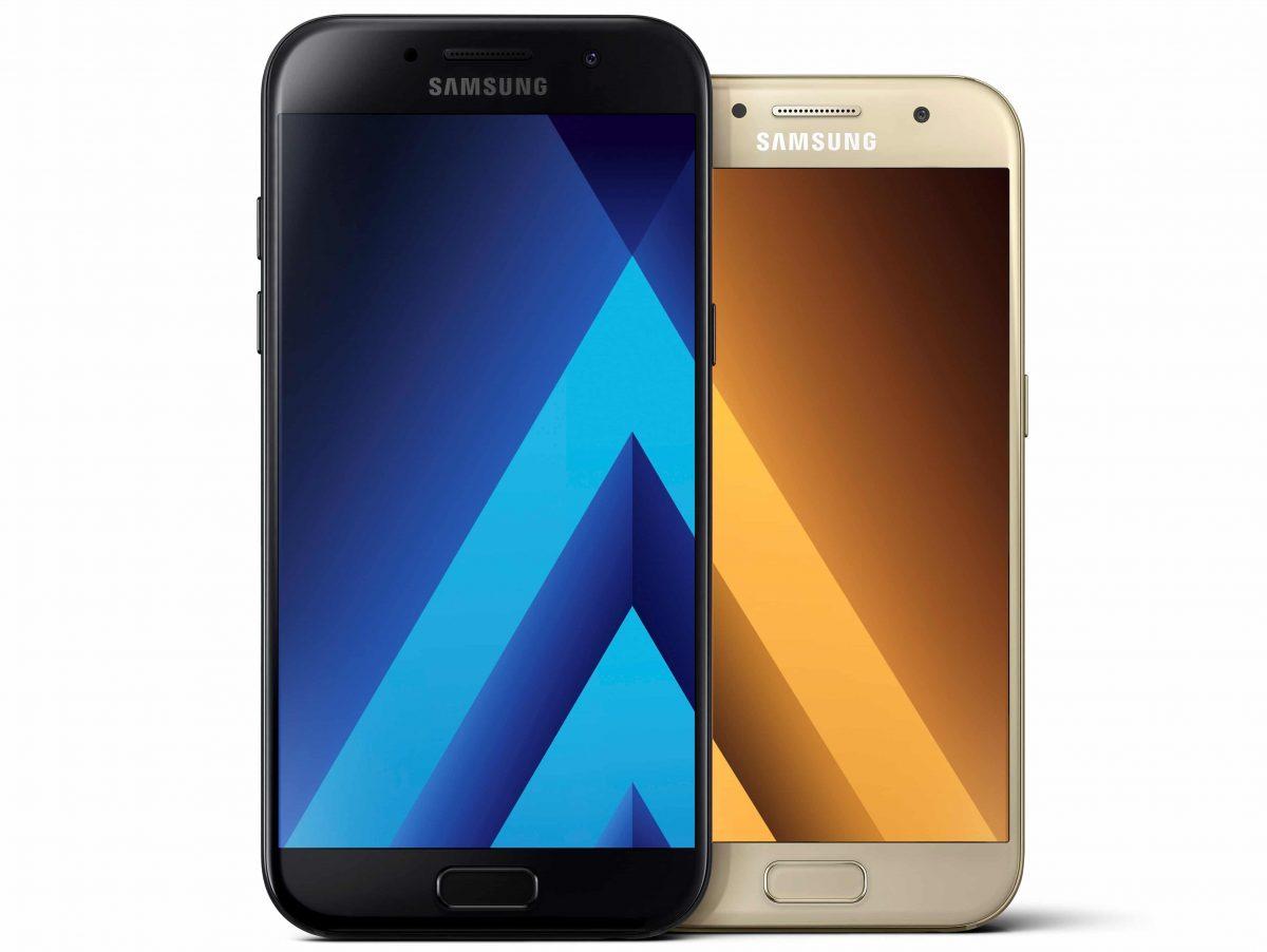 Samsung Galaxy A 2017: Drei neue Smartphones im Premium-Look 5