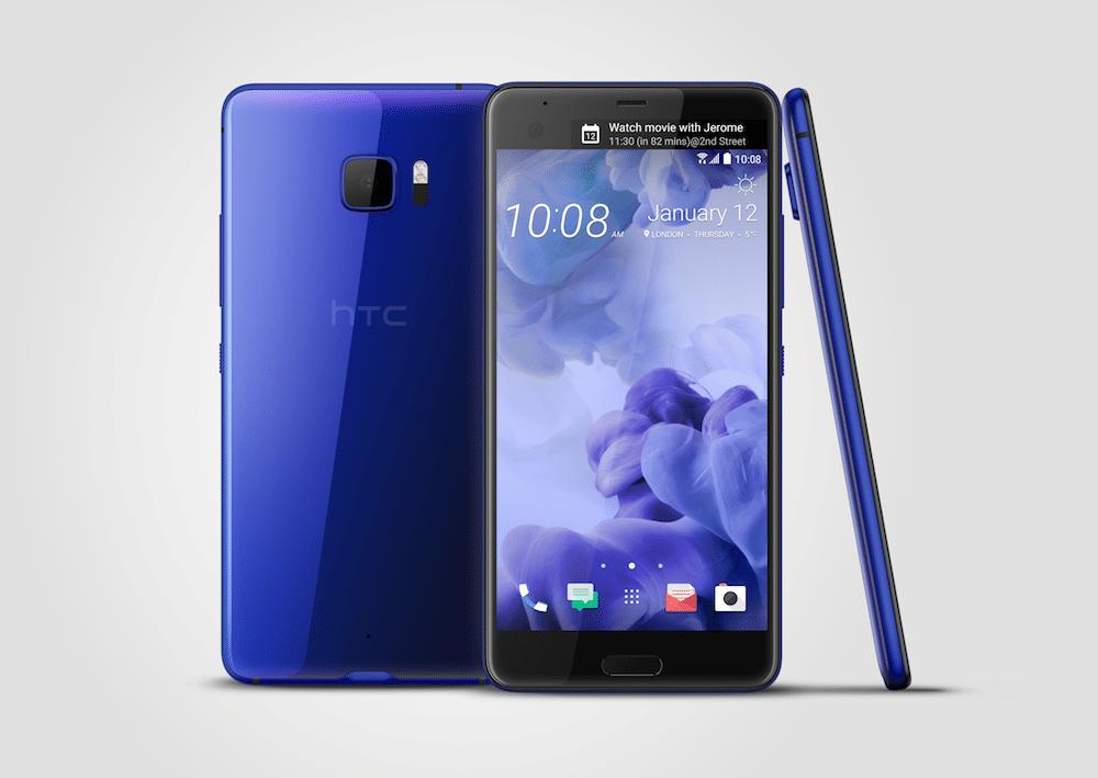 HTC U Ultra und U Play: Künstliche Intelligenz und symmetrisches Liquid Surface Design 1