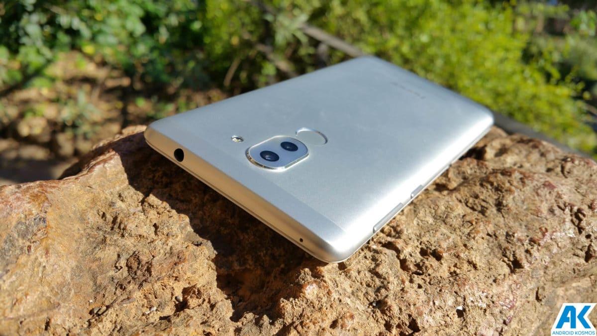 Honor 6x Test: Dual-Cam Smartphone für kleines Geld 13