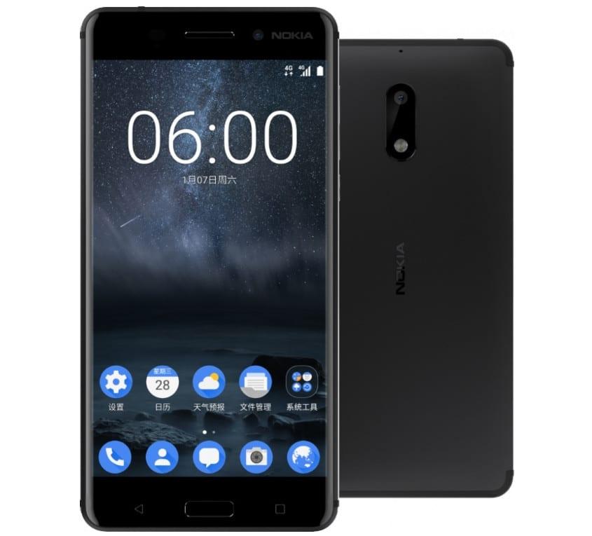 Nokia 6: Android-Smartphone offiziell vorgestellt, kommt nicht nach Deutschland 1