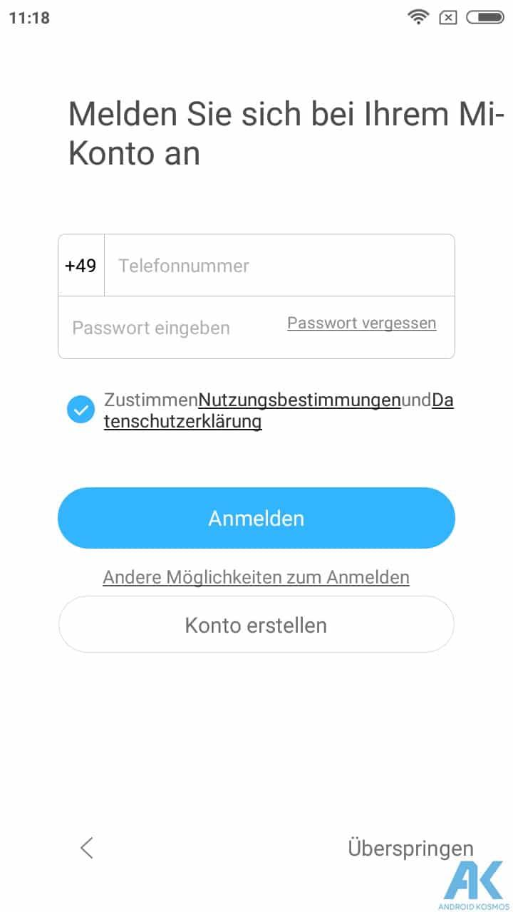 AndroidKosmos | Test/Review - Xiaomi Redmi 4A - Das Budget unter den Budgetphones 31