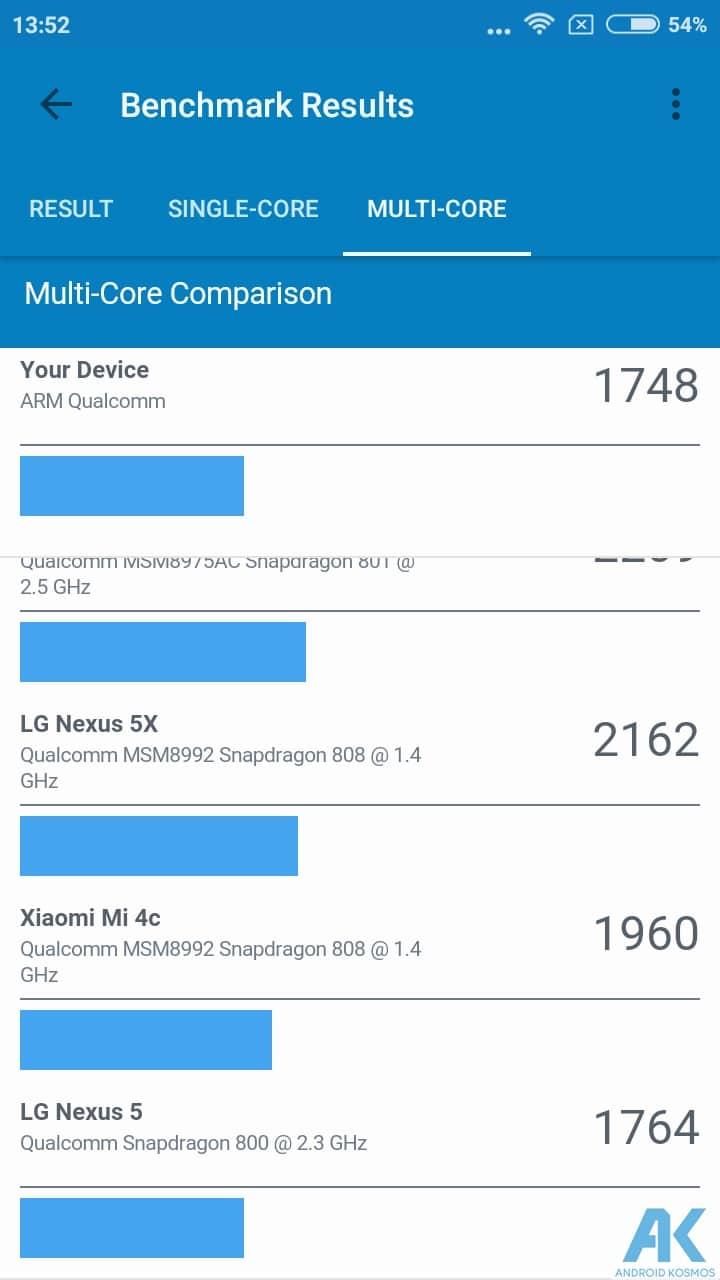AndroidKosmos | Test/Review - Xiaomi Redmi 4A - Das Budget unter den Budgetphones 57