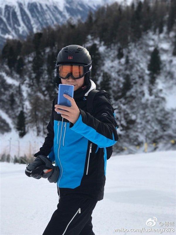 Xiaomi Mi Note 2: blaue Variante auf Fotos aufgetaucht 3