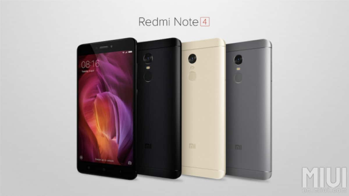 Xiaomi Redmi Note 4 mit Snapdragon 625 und großen Akku vorgestellt 1