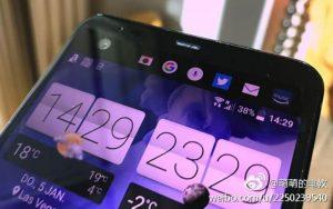 AndroidKosmos | HTC's neues Smartphone zeigt sich angeblich auf mehreren Bildern 1