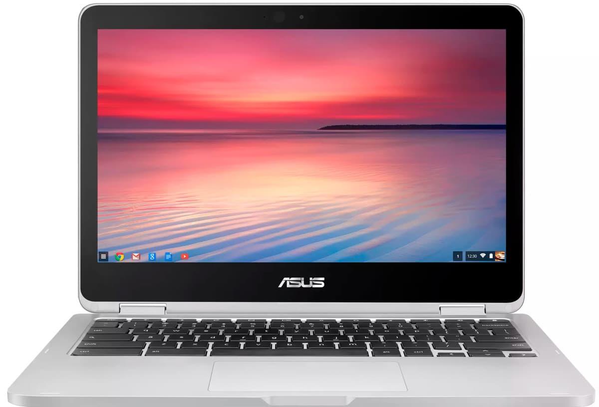 AndroidKosmos | ASUS stellt Chromebook Flip C302 mit 360 Grad Scharnier vor 2