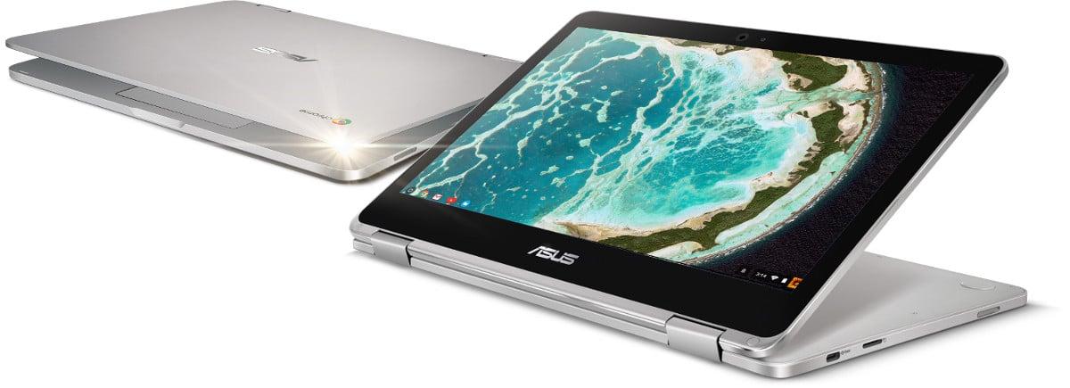 ASUS stellt Chromebook Flip C302 mit 360 Grad Scharnier vor 1